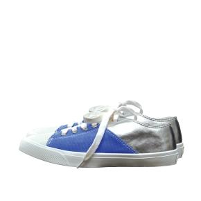 blu/wh sneaker