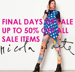 50% sale email